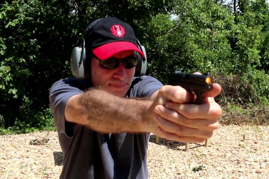 Customized Carry .380 for only $10 Extra? Ruger's Impressive LCP Custom Pistol—Full Review.