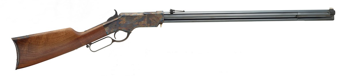 The new Iron Frame Henry is the first of its type to manufactured here in the United States for more than 150 years. Image courtesy of Henry Repeating Arms.