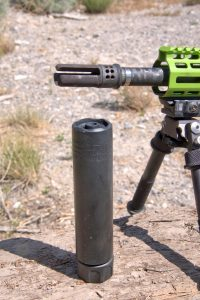 All of the author's testing was done using a Surefire RC-2 suppressor.