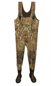 the author purchased a pair of Gander Mountain chest waders for the event. Image courtesy Gander Mountain.