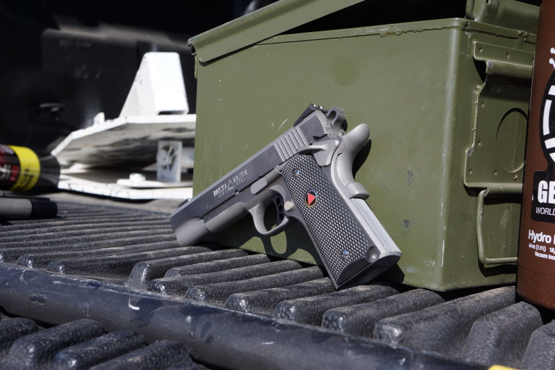 Colt 10mm Delta Elite A Classic Magnum Powered 1911full Review