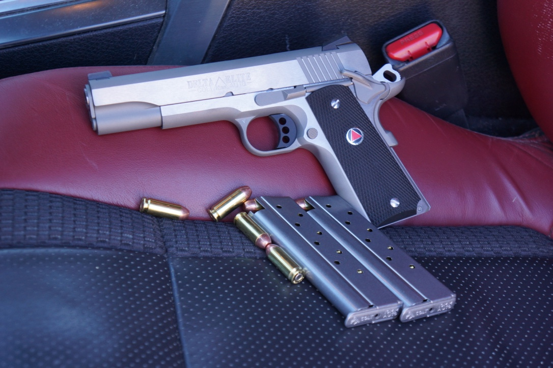 Colt 10mm Delta Elite: A Classic Magnum-Powered 1911—Full