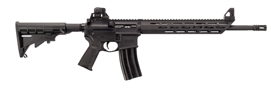 The new-for-2016 Mossberg Modern Rifle (MMR) is a thoughtful combination of the best features and performance possible at a reasonable price.