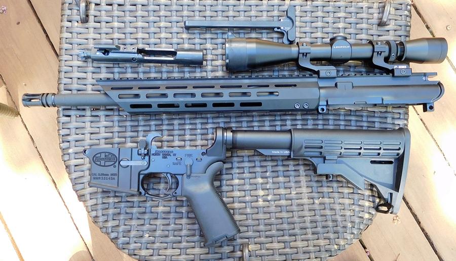 Mossberg MMR AR-15 New M-Lok & Sub MOA – Full Review