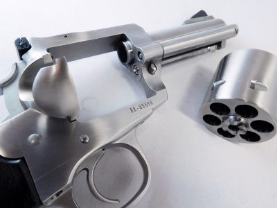 Ruger Blackhawks are known for their rugged strength and simplicity of design.