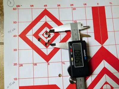 The Hornady .223 Rem 75-grain BTHP load performed extremely well in the MMR. This is a great round for reaching out.