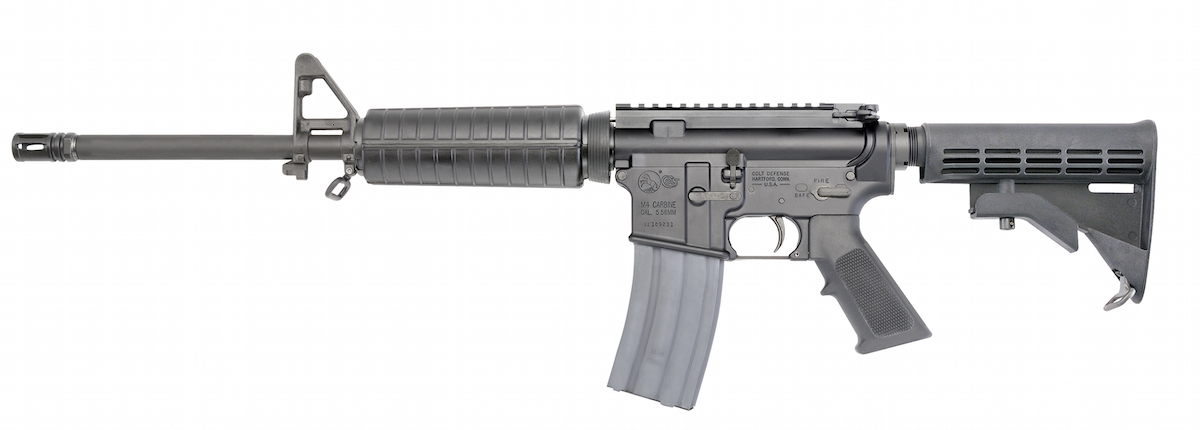 The stripped down to the basics, the Expanse gives shooters an M4-style AR with the pony on the side and at an affordable price. Image courtesy of the manufacturer.