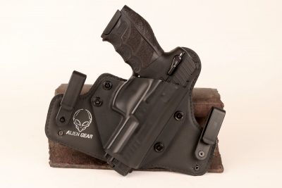 The author carried the P30L in an Alien Gear IWB holster that be found to be comfortable and easy to use.