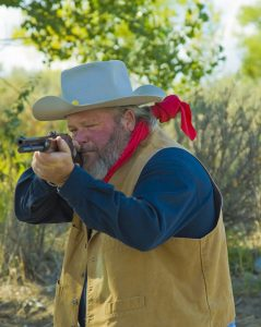 The author has found his own Uberti 1873 to be a great shooter and a treasured possession.
