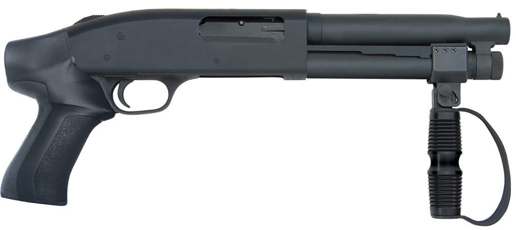 Mossberg Unveils 'Compact Cruisers,' NFA-Required Shorties
