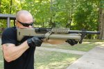 A 16-Round, Revolving Shotgun? The SRM Arms Model 1216—Full Review.