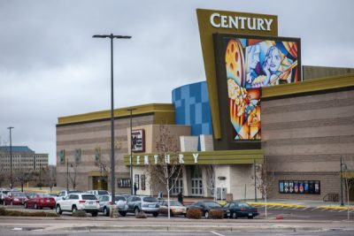 Century Aurora 16 movie theater in Aurora, Colorado. (Photo: Reuters/Evan Semon)