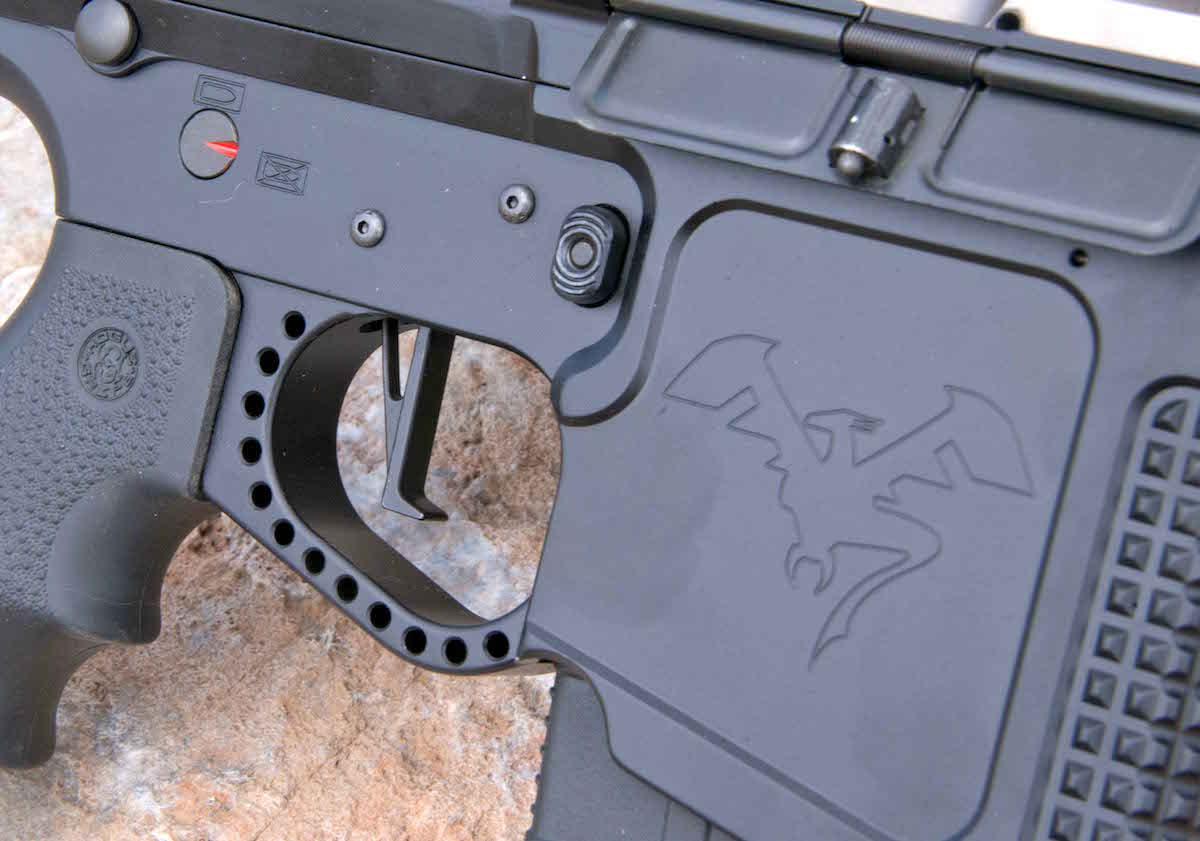 The STSAR10-B from DoubleStar Corp. gives shooters custom-grade features like a CMC trigger and enhanced magwell at a production rifle price point.