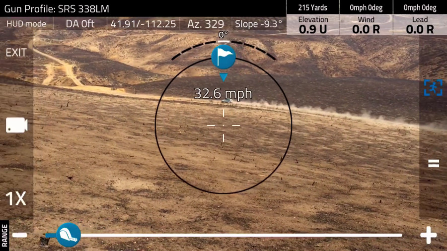 Desert Tech Update: Smart Phone HUD App and MDR Bullpup Scheduled for Q4