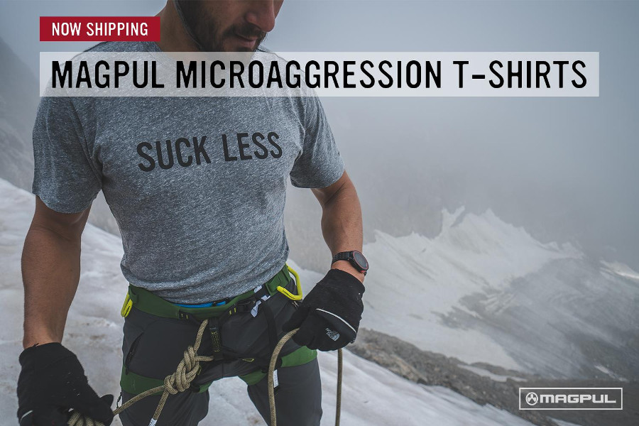 Magpul Microaggression, Demolition Ranch Tees and So Much More