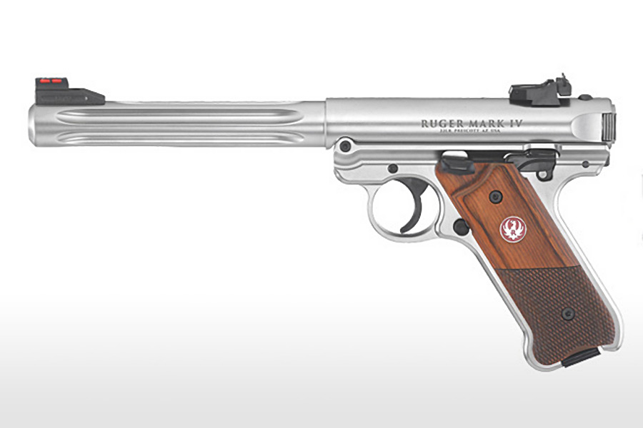 Ruger is Launching New Mark IV  22 LR Rimfire Pistols