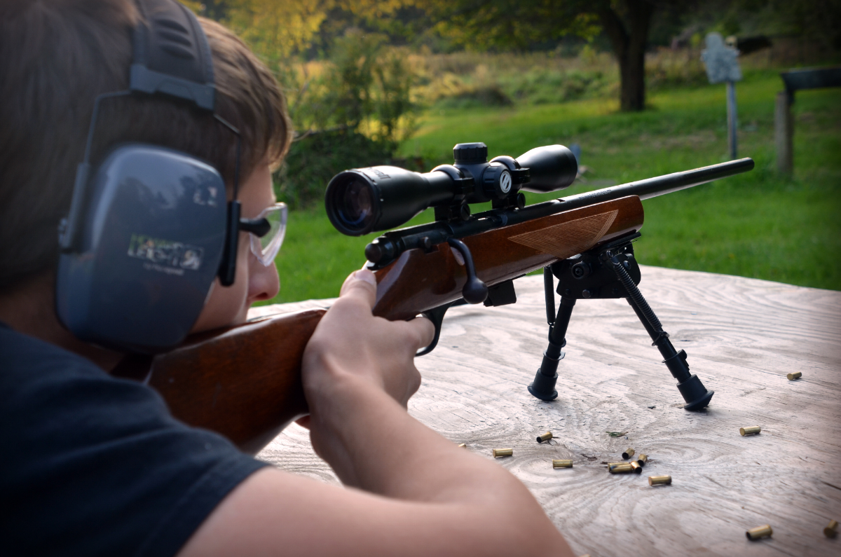Is Rimfire Too Expensive Now to Teach Kids to Shoot?