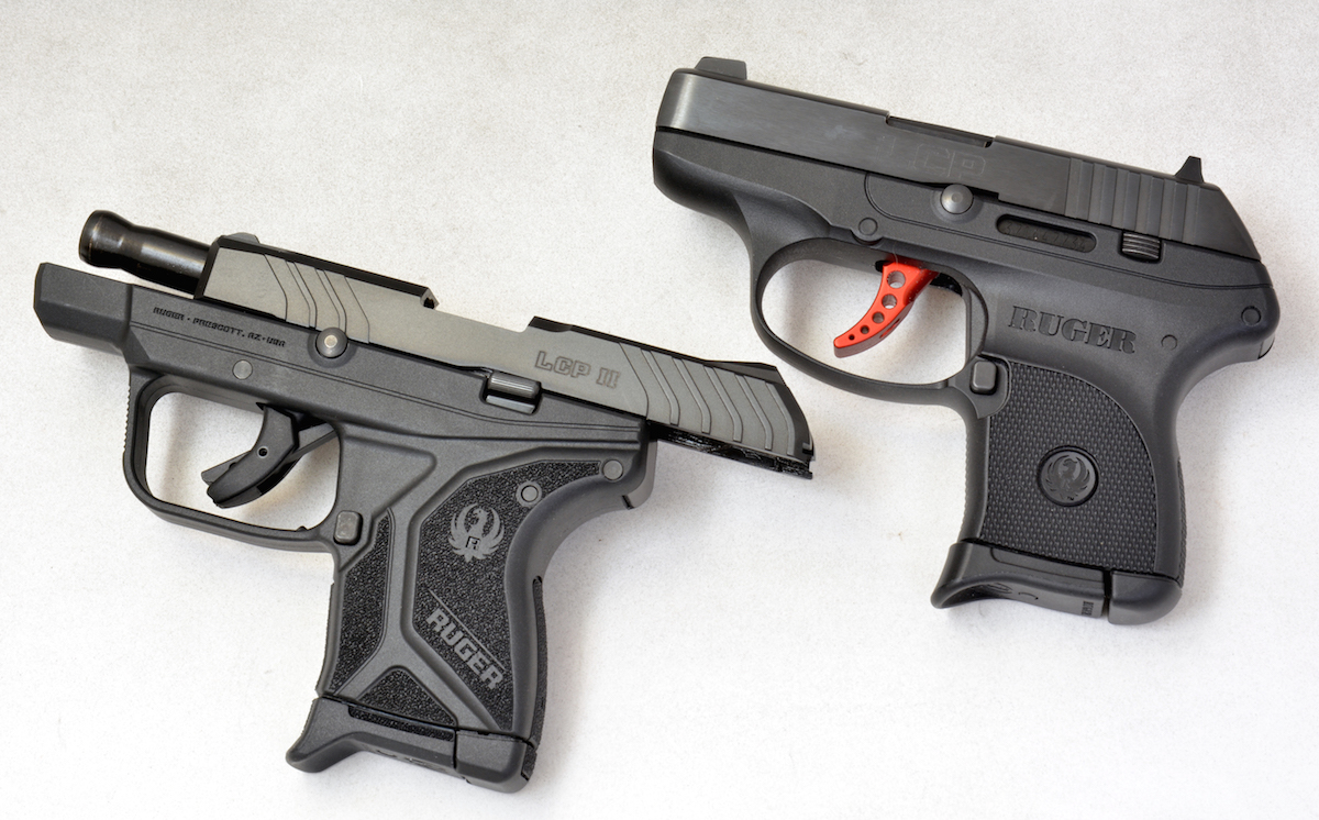 The Ruger  380 LCP Reborn: The New LCP II—Full Review  - GunsAmerica