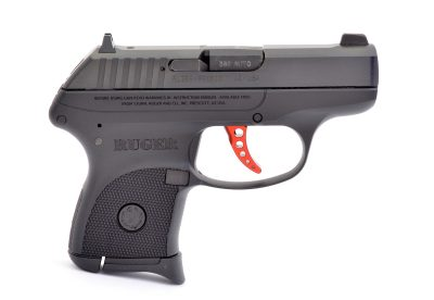 The original LCP had some features that Ruger strove to address with the (shown) Ruger LCP Custom.