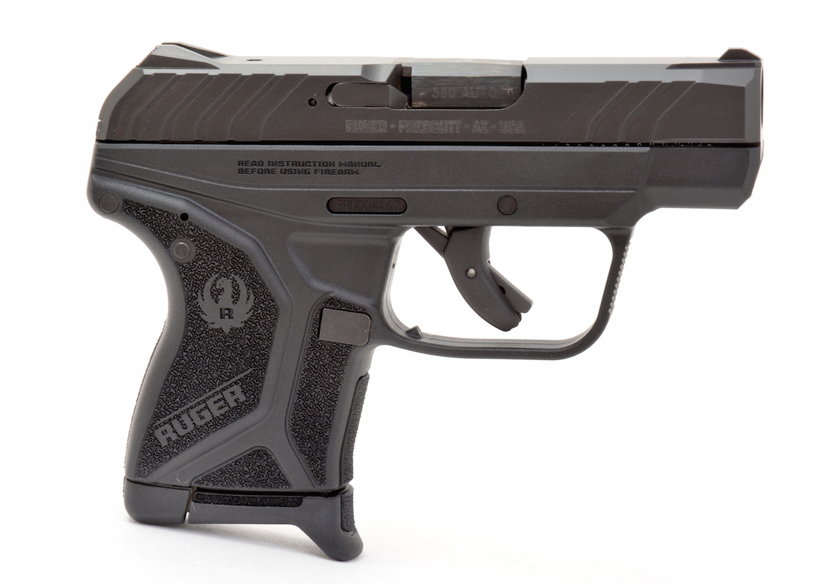 The Ruger .380 LCP Reborn: The New LCP II—Full Review.