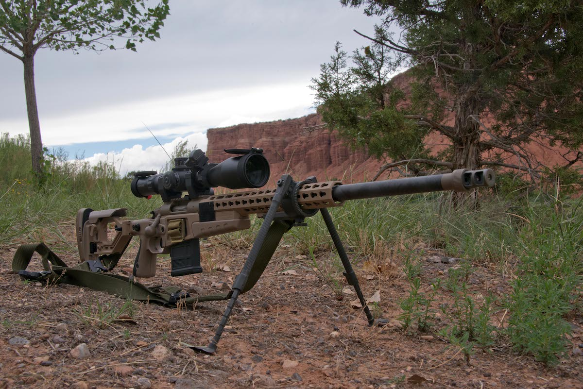 The author had a custom variant of this .260 Rem. Surgeon Scalpel built with a Proof Research barrel for a lightweight precision rifle.