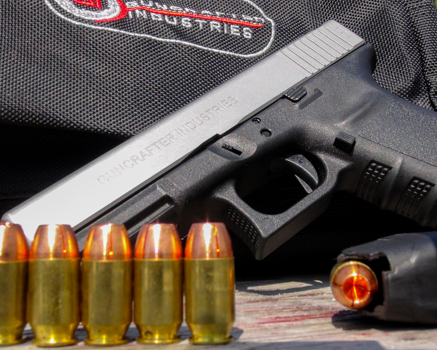 A  50-Caliber Glock? Full Review: Conversion Kit & Complete