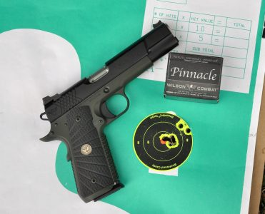 The author ran a variety of ammo through the 9mm X-TAC Elite he tested, including Wilson's own Pinnacle offering.
