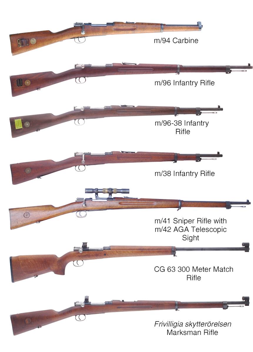 Mauser Story