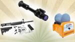 Enter Midsouth Giveaway to Win: Geissele Trigger, Night Vision Scope, AR Build Kit, More!