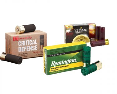 The author ran a selection of heavy loads from Hornady, Remington and Federal for function.
