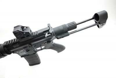 Innovative engineering (as shown with this M7A1 stock) keeps Troy ahead of the curve.
