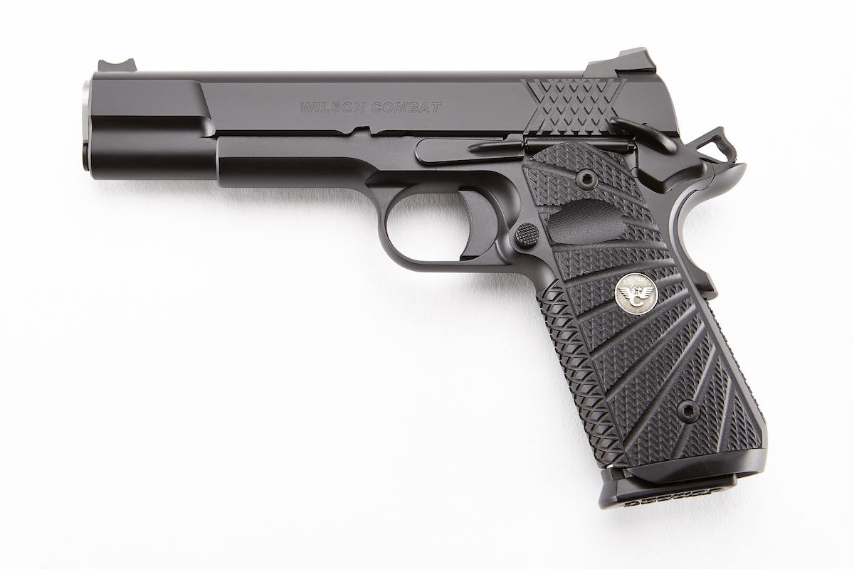 The Wilson X-TAC Elite is a lot of pistol for serious shooters. It may be expensive, but it delivers.