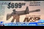 Gun Shop Offers 'Pre-Hillary' Low Pricing