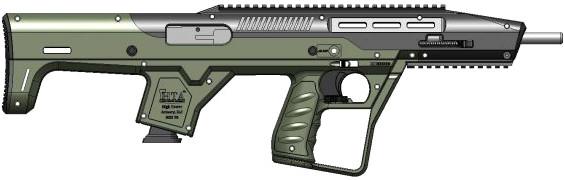 A Hot New Pistol-Caliber Bullpup Kit–For Hi-Point Carbines