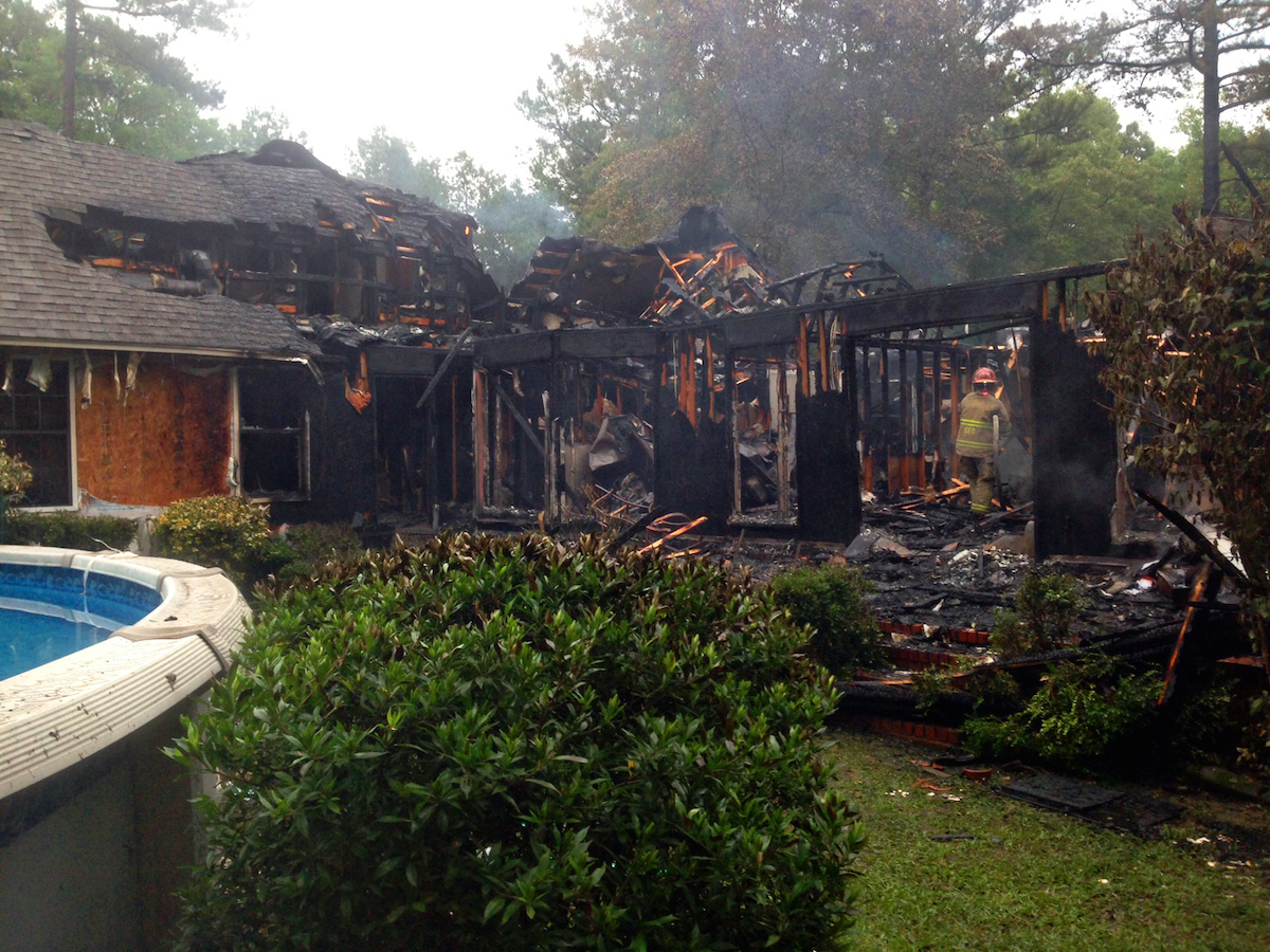 After your house has burned down is not the time to be thinking about how to avoid this threat—stop it at the source, and protect against the risk of it happening.