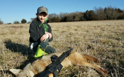 Learning about predator control and managing a family farm are other lessons to be learned from hunting.