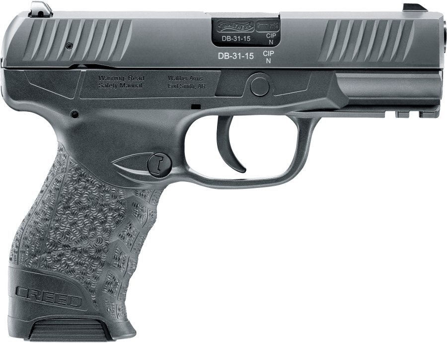 Walthers New Creed Pistol The Ppx Meets The Ppq