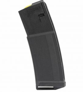 The new 32-round AR magazine from Daniel Defense packs in two more rounds into a standard length magazine body.
