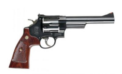 """The Model 29 in .44 Magnum was made famous in the """"Dirty Harry"""" movie series."""