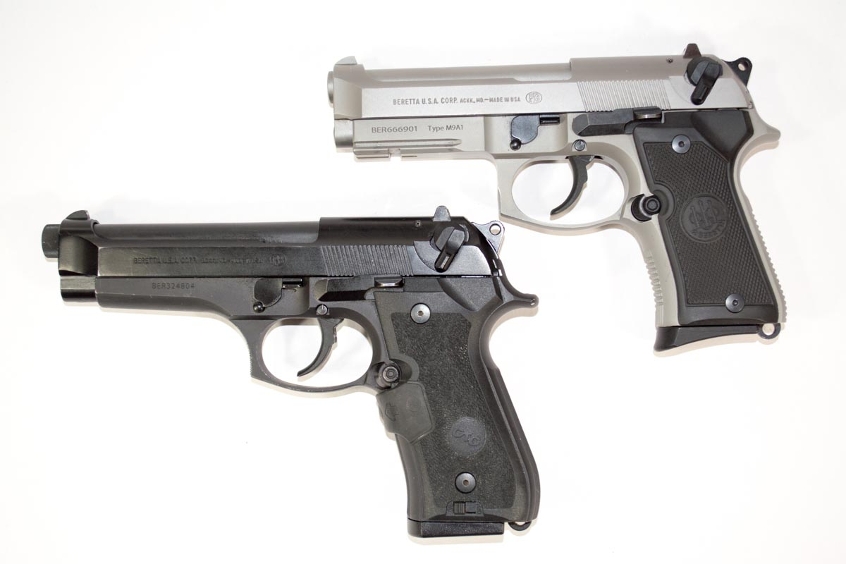 A Classic Reborn: The Beretta 92 Compact 9mm—Full Review