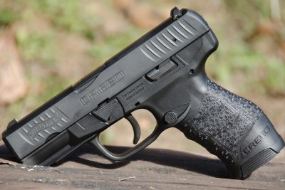 The new Walther Creed bring top-notch quality at a sub-$400 price point.