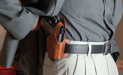 The author would like to see a national reciprocity law to ensure uniformity of our rights across the country.