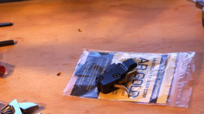 A high-quality, drop-in trigger system for the AR like the AR Gold Trigger can make all the difference in your rifle.