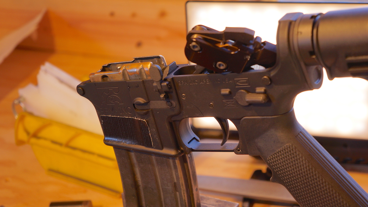 Clay: Why Mil-Spec AR Triggers Suck, And How To Fix 'Em