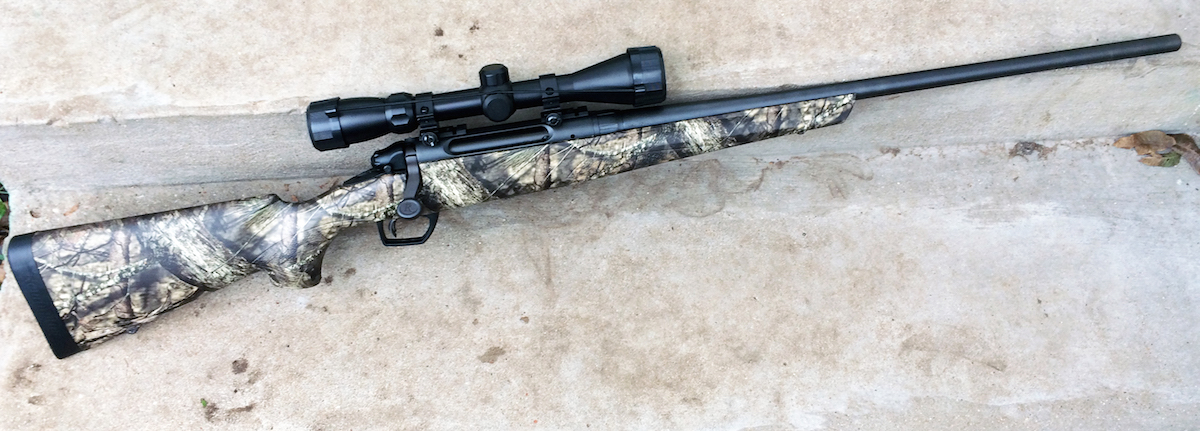 A Bolt Action Remington Rifle Scope Starting At Only 399 Full
