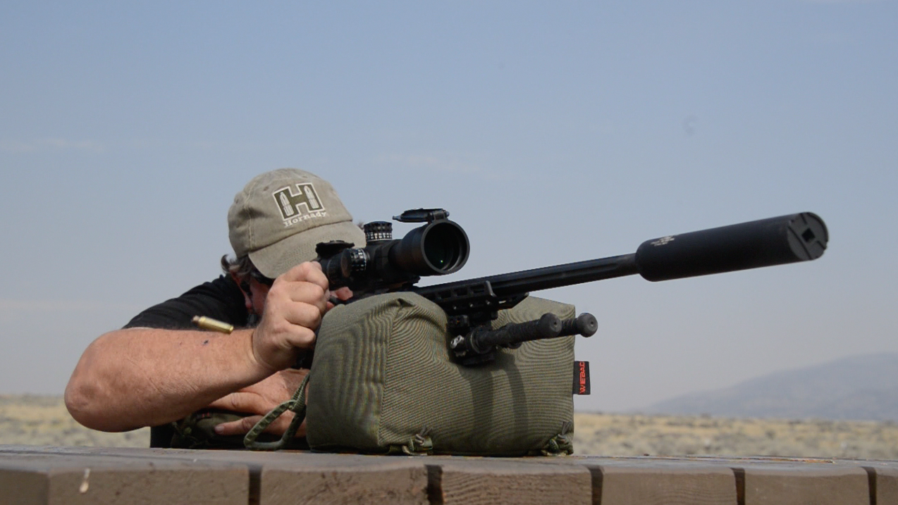 Affordable Accuracy: Savage 10 BA Stealth Rifle—Full Review