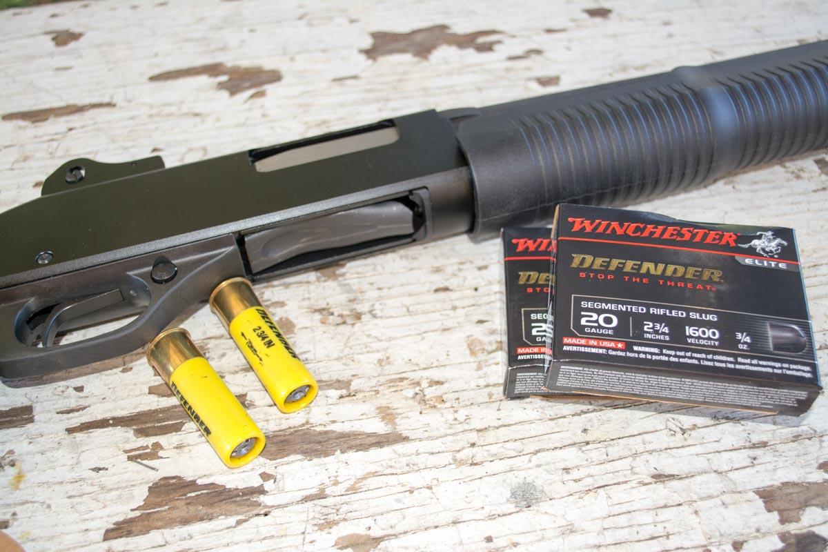$264 MSRP Stevens 320 20-Gauge Pump Home Defense Gun - Full