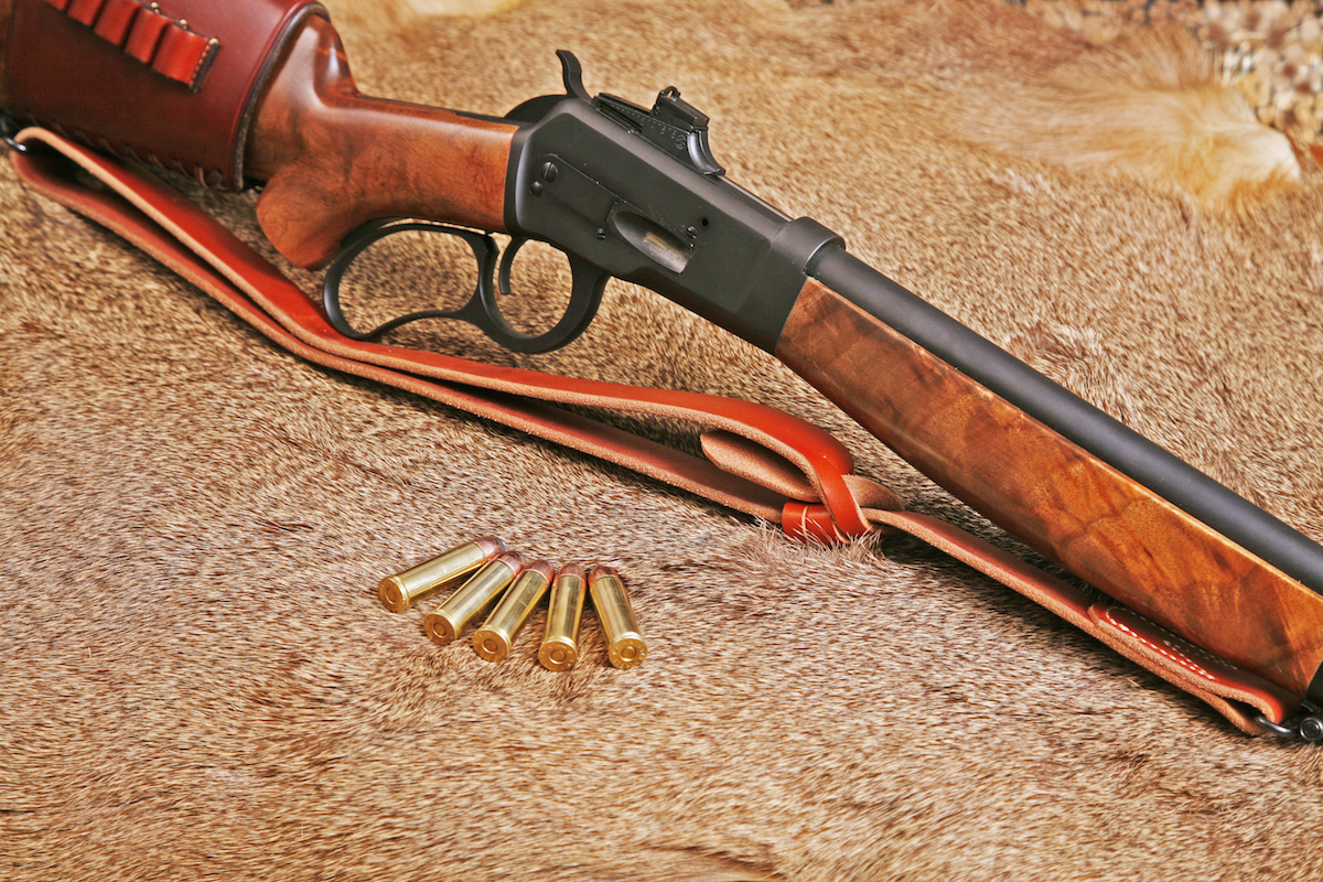 The Big Horn Armory Model 89 takes the classic lever-action platform and packs it with .500 S&W Mag. power.