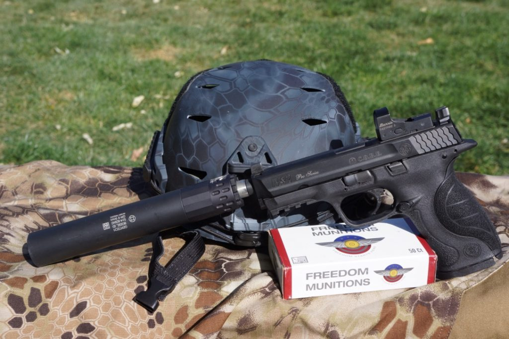 The author found that the C.O.R.E. was equally at home in a CCW or a tactical role.