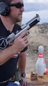 The Desert Eagle L6 is a behemoth of a .50-cal., but MRI managed to shave a full pound of weight off of it.